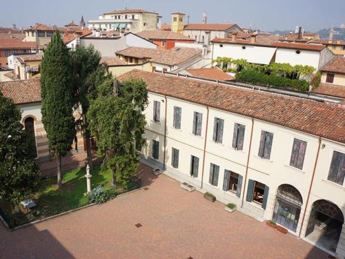 vista panoramica balcone